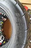 Покришка з камерою 3.50-10 на скутер всесезонка, фото 8