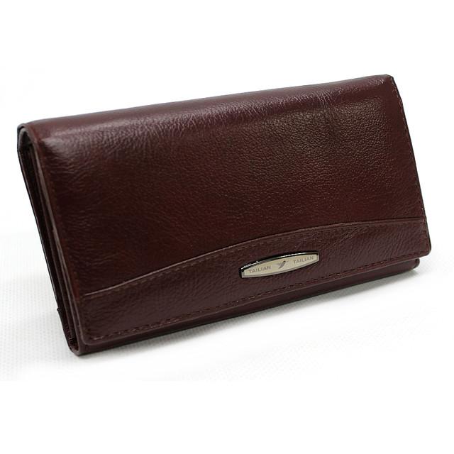 Кожаный женский кошелек Tailian YR T715