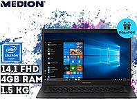"Ноутбук Medion E4251 14.1"" FHD (Intel Celeron N4000, 4 ГБ ОЗУ, Windows 10)"
