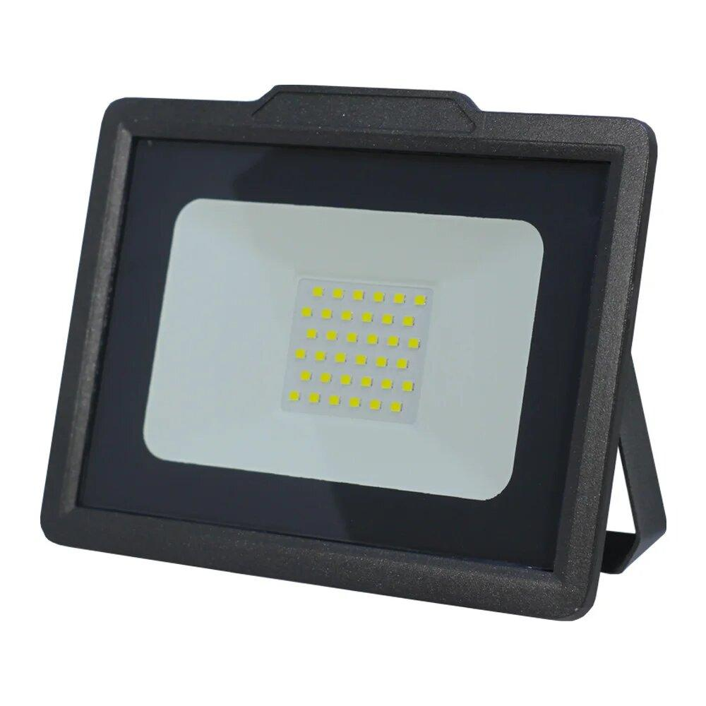 Светодиодный Led Прожектор Biom S5 30W 220V 6200K IP65