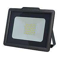 Светодиодный Led Прожектор Biom S5 30W 220V 6200K IP65, фото 1