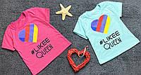 Детская футболка В наличии только с накатом Инста!