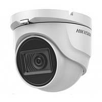 8 Мп Turbo HD видеокамера Hikvision DS-2CE76U0T-ITMF (2.8 мм)