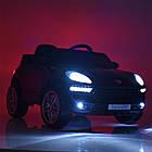 Детский электромобиль Porsсhe M 3178EBLR-2 черный, фото 2