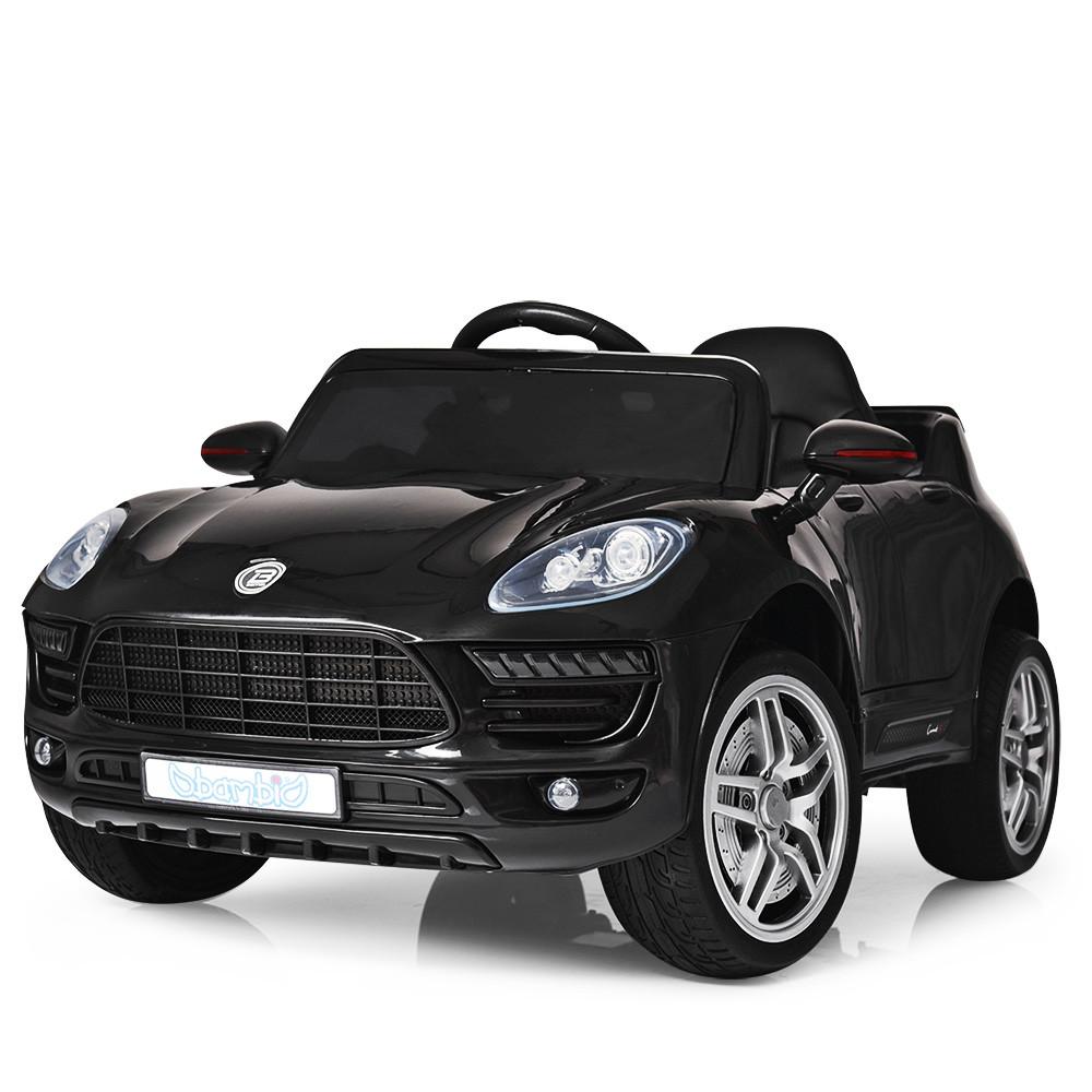 Детский электромобиль Porsсhe M 3178EBLR-2 черный