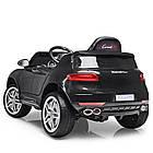 Детский электромобиль Porsсhe M 3178EBLR-2 черный, фото 6