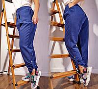 Стильные женские брюки больших размеров