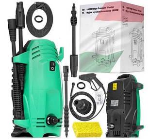 Мийка високого тиску Lavor Green Algae Turbo Home 1400W