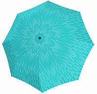 Бірюзовий легкий парасолька Doppler + захист від УФ ( повний автомат ), арт. 7441465 GL01, фото 1
