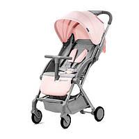 Прогулянкова коляска KinderKraft Pilot Pink