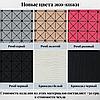 Чехол-книжка с силиконовым бампером и кармашками для Doogee X53 Black, фото 2