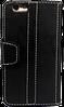 Чехол-книжка с силиконовым бампером и кармашками для Huawei Honor 6a Black, фото 5
