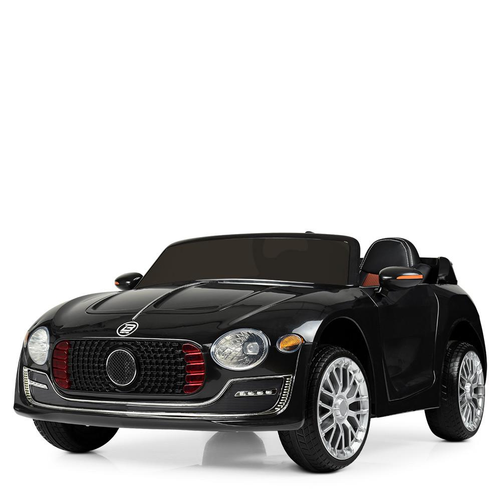 Детский электромобиль Bentley M 4109EBLR-2 черный