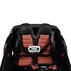 Детский электромобиль Bentley M 4109EBLR-2 черный, фото 6