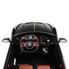 Детский электромобиль Bentley M 4109EBLR-2 черный, фото 7
