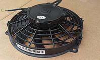 """Вентилятор универсальный (радиатора) 9 """"(дюймов, 25,5см ) 12 Вольта"""