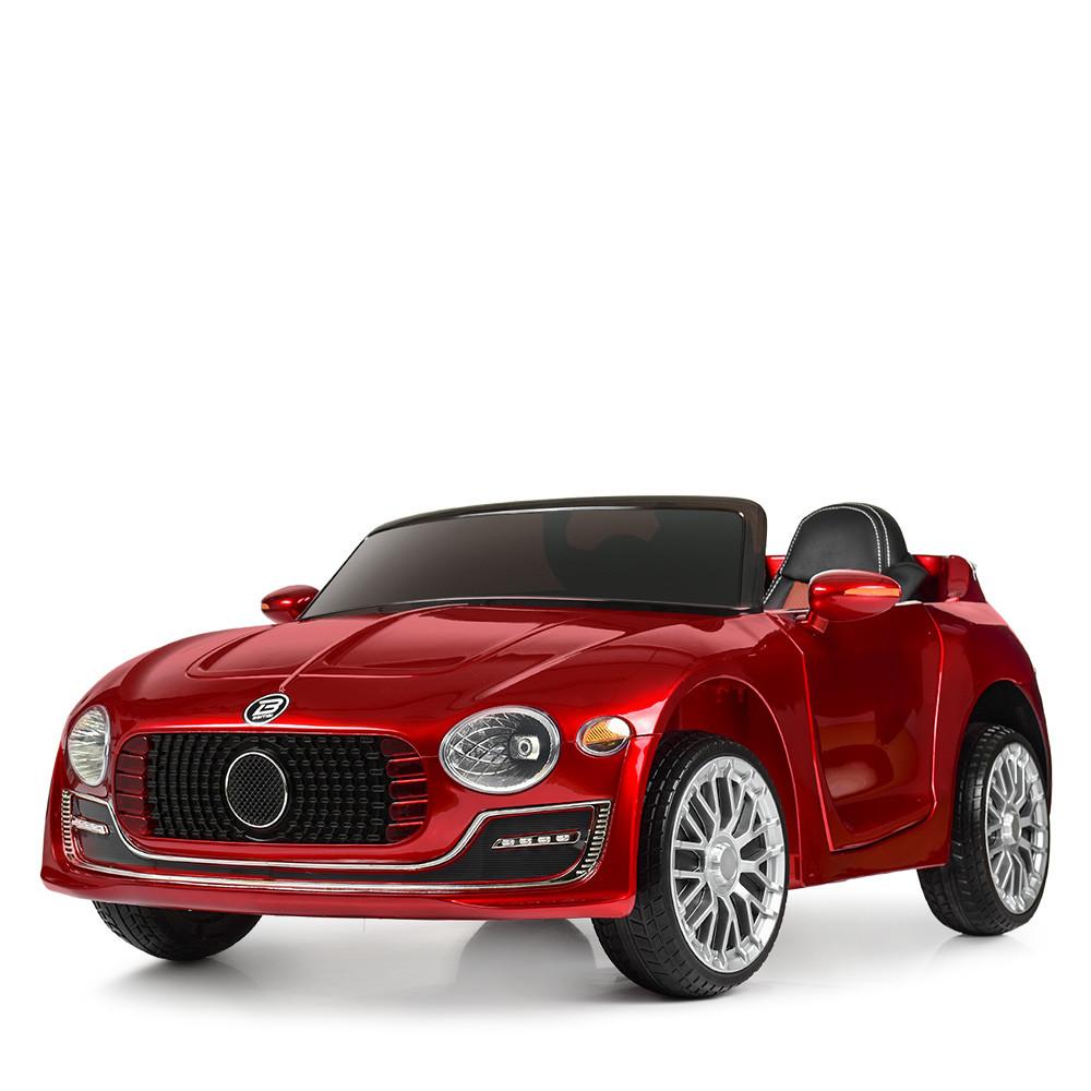 Детский электромобиль Bentley M 4109EBLRS-3 красная