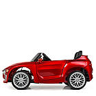 Детский электромобиль Bentley M 4109EBLRS-3 красная, фото 3