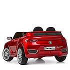 Детский электромобиль Bentley M 4109EBLRS-3 красная, фото 4