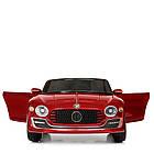 Детский электромобиль Bentley M 4109EBLRS-3 красная, фото 7