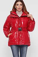 Демисезонная женская куртка-дутик,  размер 42-46