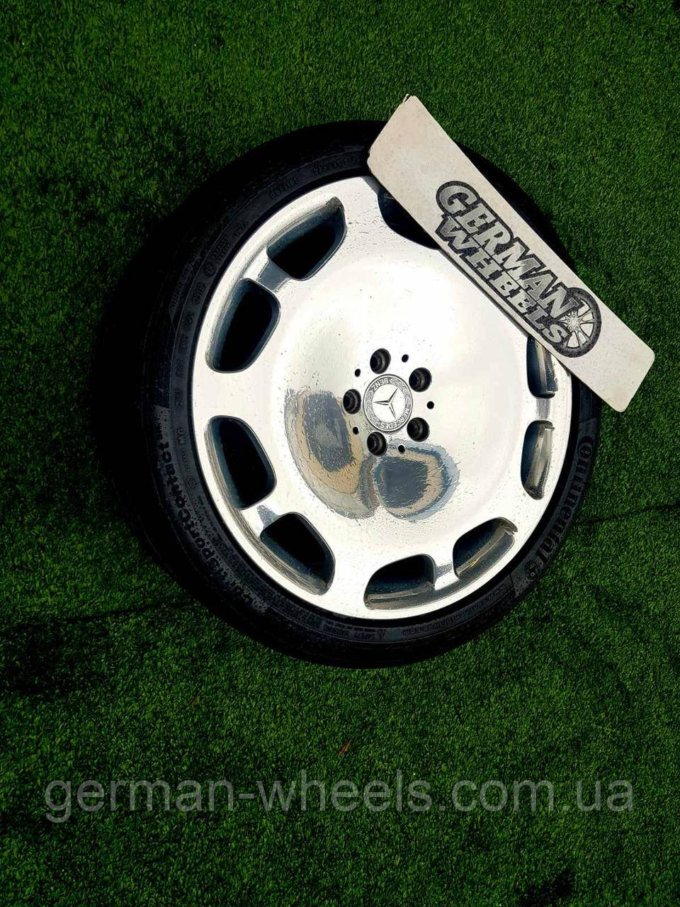 Оригинальные кованые диски R20 Mercedes Maybach W222