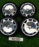 Оригинальные кованые диски R20 Mercedes Maybach W222, фото 4