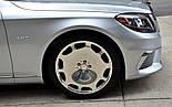 Оригинальные кованые диски R20 Mercedes Maybach W222, фото 6