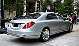 Оригинальные кованые диски R20 Mercedes Maybach W222, фото 9