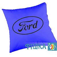 Подушка с логотипом FORD