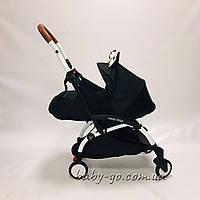 Коляска YOYA 2020 175 + блок для новорожденных Микки