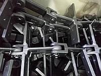 Производство тяговых вильчатые цепей типа Р1,Р2,Р3