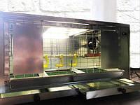 Утеплённый брудер для 100 птенцов с кормушкой и поилкой