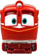 """Игровая фигурка """"Роботы поезда"""" герой Альф /  Поезд трансформер RM 002 - 11 см, фото 3"""