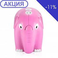 Ингалятор компрессорный  CNB69012 pink (Великобритания) (Longevita)