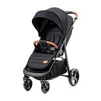 Прогулянкова коляска KinderKraft Grande Black