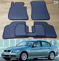 Коврики на BMW 3 E90 '05-11. Автоковрики EVA, фото 1