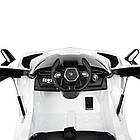 Детский электромобиль Lamborghini M 4115EBLR-1 белый, фото 3