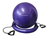 Гимнастический шар с ободом Axer Fit