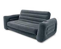 Надувной диван Intex 66552, 203 х 224 х 66 см