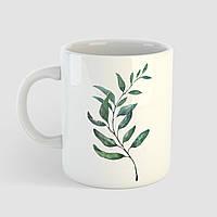 Кружка с принтом Ветвь. Чашка с фото, фото 1