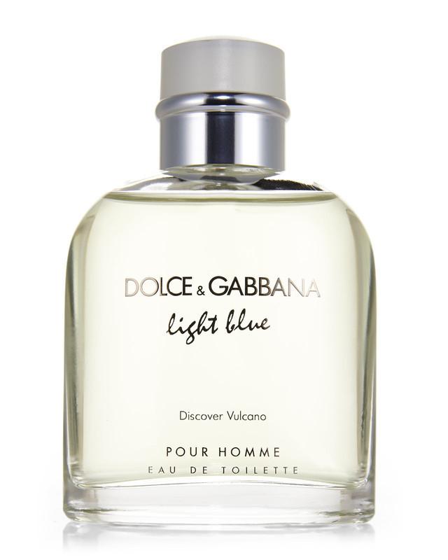 Dolce & Gabbana Light Blue Discover Vulcano 75ml