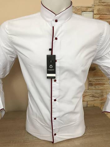 Sale!!! Рубашка Fiorenzo с воротником-стойка, фото 2