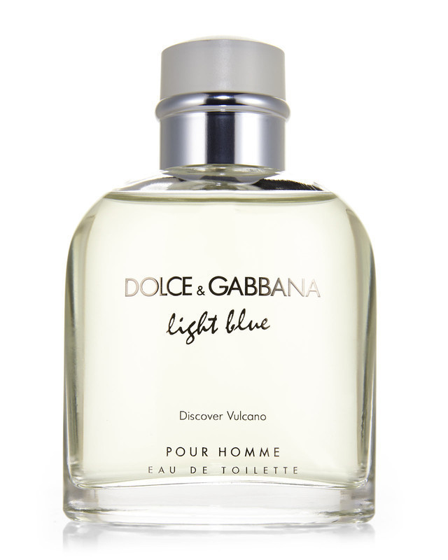 Dolce & Gabbana Light Blue Discover Vulcano 40ml