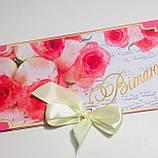 Подарочная коробка-конверт для шоколадки, Подарочный конверт, Презент, фото 6