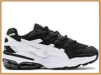 Мужские кроссовки Puma Cell Alien OG Black White (пума,черные / белые )