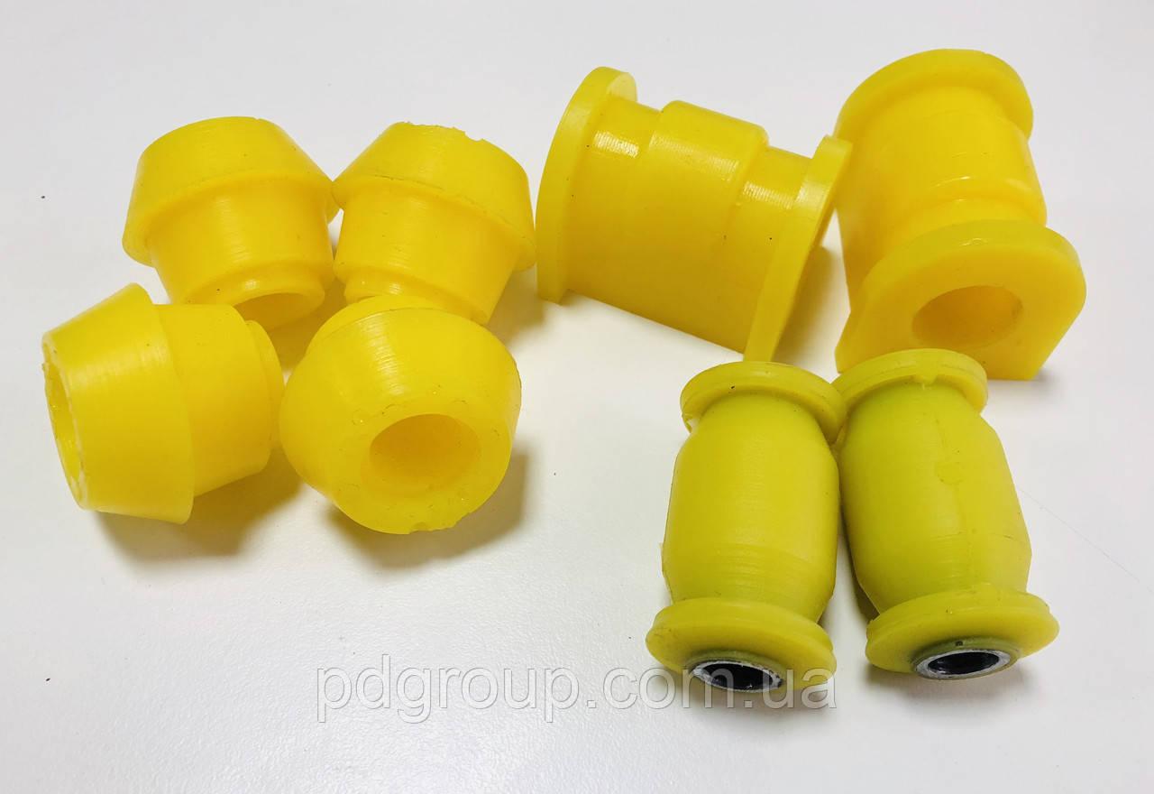 Комплекты полиуретана на Daewoo Matiz
