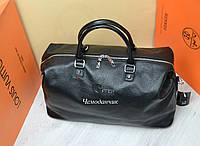 Кожаная дорожная сумка Gucci Гуччи, мужские кожаные сумки, дорожные сумки