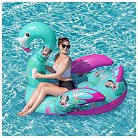 Плот для плавания Bestway Фламинго 91081