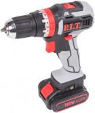 Аккумуляторный шуруповерт  PIT PID03002-16M2/BL (ударный)